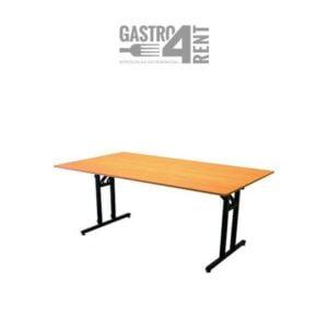 Stół prostokątny 120×80 drewniany