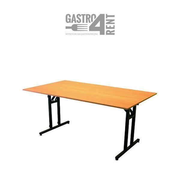 STÓŁ 180×80 drewniany 600x600 - Stół prostokątny 180x80 drewniany