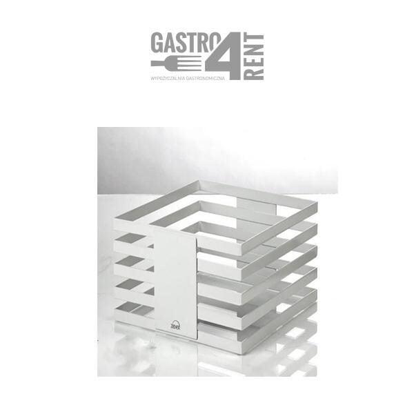 ZIEHER 24X24X13 600x600 - Stojak bufetowy  ZIEHER  24x24x13,5 cm Squareline Biały