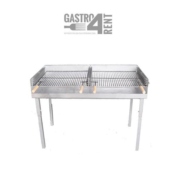 grill weglowy 600x600 - Grill węglowy 1,2 m x 0,6m sztaplowany
