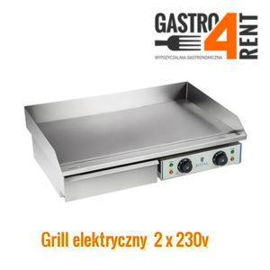Grill elektryczny Płyta elektryczna  230v
