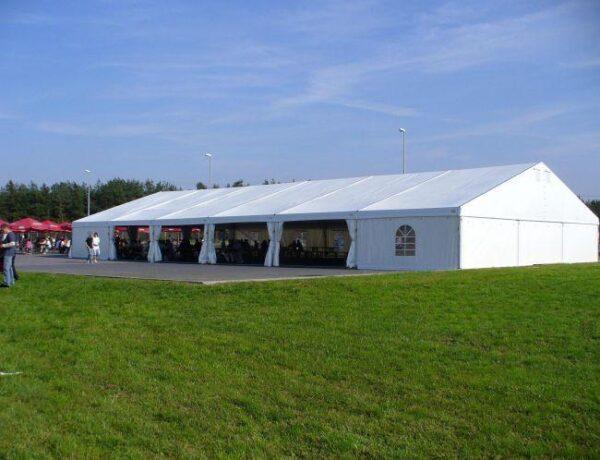 hale namiotowe  wynajem warszawa gdańsk torun lodz wroclaw wypozyczalnia gastro4rent 2 600x460 - Hala namiotowa 15m  szerokość