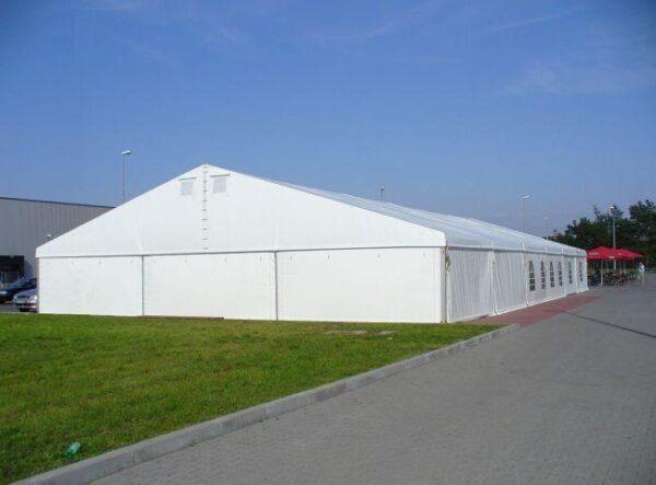 hale namiotowe warszawa krakow wroclaw torun wynajem gastro4rent 600x443 - Hala namiotowa 15m  szerokość