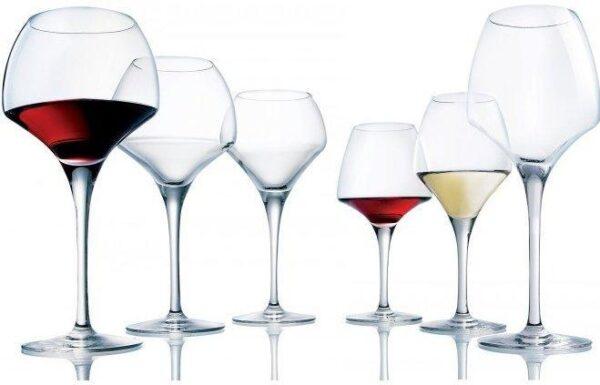 kieliszek openup 600x385 - Kieliszek do wina białego C&S  open up 370ml