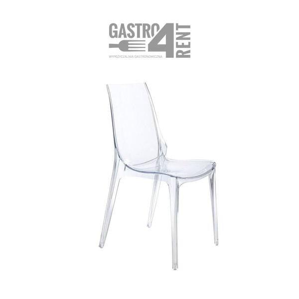 krzesło trnsparentne vaniti 600x600 - Krzesło Przezroczyste Vanity