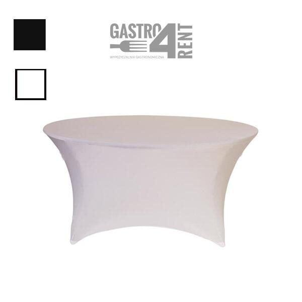 pokrowiec na stol okragly jednoczesciowy 1 600x600 - Pokrowiec  elastyczny na stół okrągły jednoczęściowy