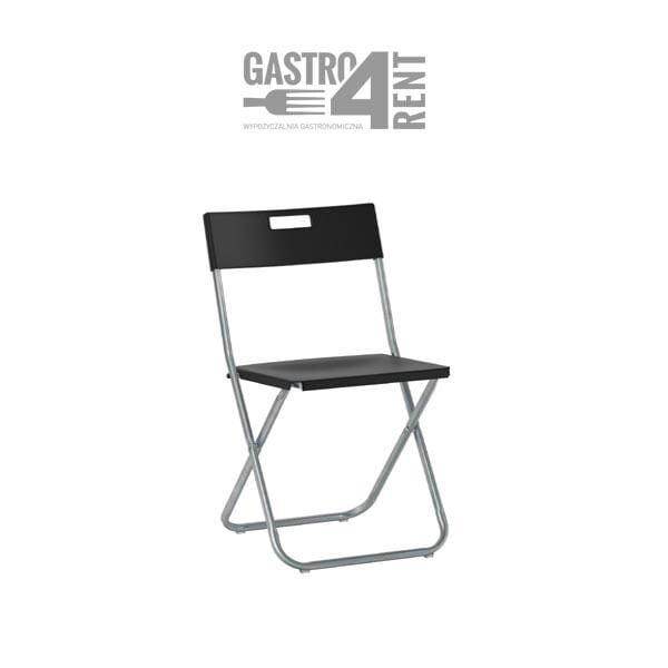 krzesło składane 600x600 - Krzesło składane czarne
