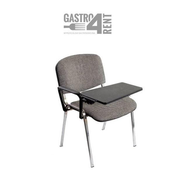 krzesło iso 1 600x600 - Krzesło z pulpitem do pisania