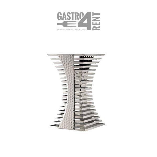 zieher duzy 32x32x58 cm wypozyczalnia gastro4rent1 1 600x600 - Stojak bufetowy  ZIEHER  32x32x58 cm
