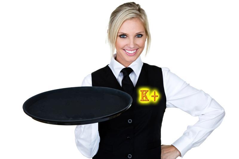 Obsługa kelnerska –  podstawa udanego przyjęcia.