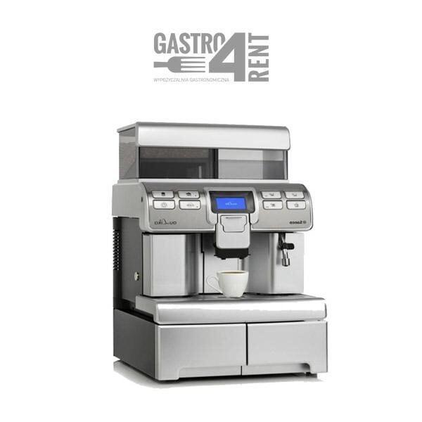 ekspres na kawae ziarnista 600x600 - Ekspres ciśnieniowy  SAECO AULIKA  Full Automat