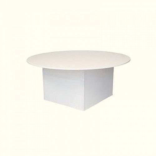 pokrowiec-elstyczny-na-stol-okragły-2-czesciowy-bialy