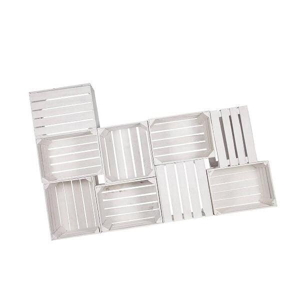 skrzynki biale 600x600 - Skrzynka deco podstawa pod bufet