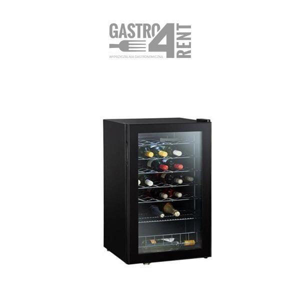 lodówka witryna na wino 600x600 - Lodówka  witryna na  wino chłodziarka