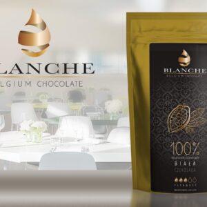 Czekolada do fontanny czekoladowej blanche 2,5 kg