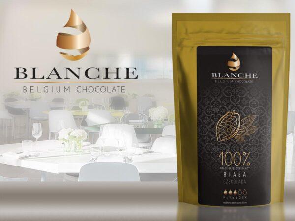 czekolada do fonatnny Blanche 600x450 - Czekolada do fontanny czekoladowej blanche 2,5 kg