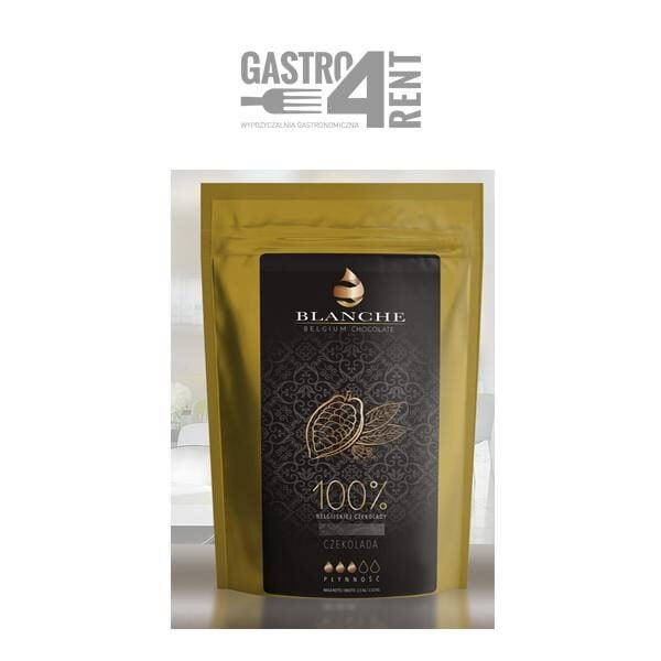 czekolada montblanche 600x600 - Czekolada do fontanny czekoladowej blanche 2,5 kg