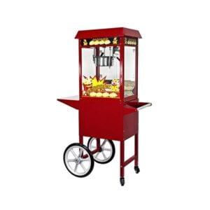 Maszyna do popcornu na wózku wynajem
