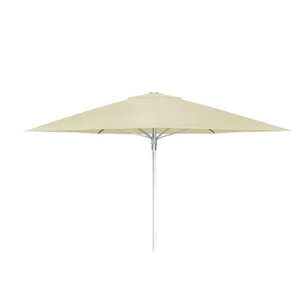 parasol ogrodowy 4m 600x600 - Parasol ogrodowy  Parasol Piwny 4m  ecru