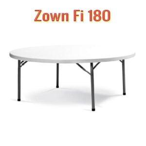 Stół  gastronomiczny   okrągły Fi 180 Zown