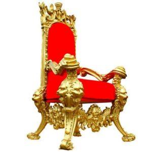 Tron Mikołaja Młodej Pary