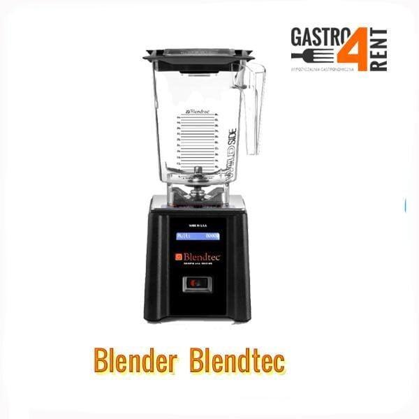 blender blendtec hamilton 1 600x600 - Blender barmański Blendtec jak Hamilton