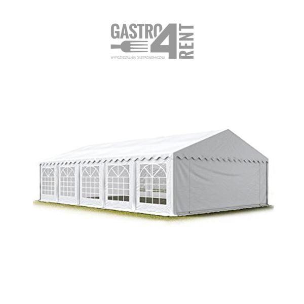 namiot6x12 bialy wynajem 1 600x600 - Namiot  6m x 12m  z oknami KOMUNIE