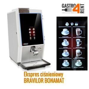 Ekspres ciśnieniowy BRAVILOR BONAMAT  VIP -PREMIUM