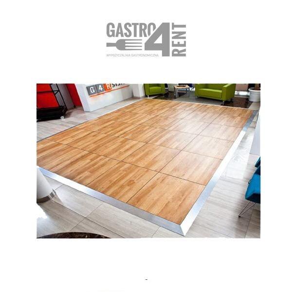 podloga skladana parkiet taneczny 1 600x600 - Podłoga składana Parkiet taneczny składany