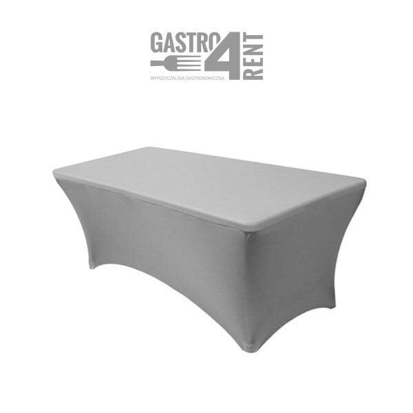 Pokrowiec elastyczny na stół prostokątny 180 szary 600x600 - Pokrowiec elastyczny na stół prostokątny 180 szary