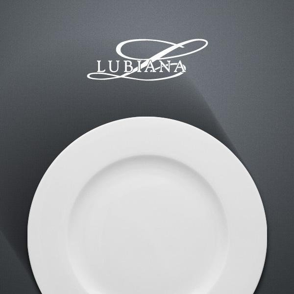 Lubiana - Porcelana