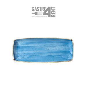 Półmisek  Churchill Niebieski 30 cm x 15 cm