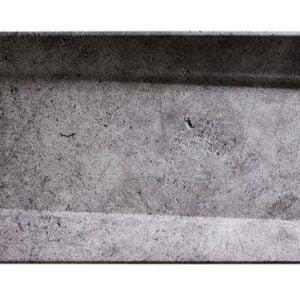 Taca melamina G/N  1/1 kolor betonu