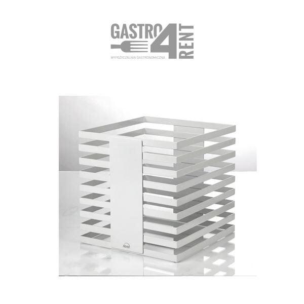 ZIEHER 24X24X25 600x600 - Stojak bufetowy  ZIEHER  24x24x25,5 cm Squareline Biały