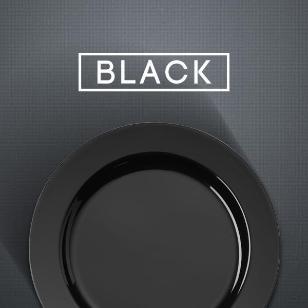 Black - Porcelana