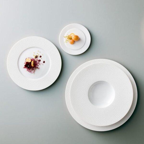 degrenne l fragment plates4 600x600 - Talerz płaski 31cm Degrenne