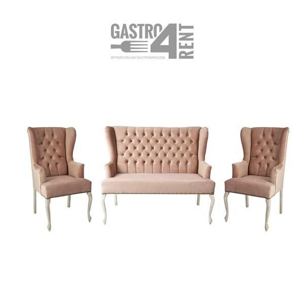 1111111111 600x600 - Ławka Glamour pikowana + fotele