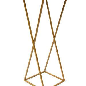 Stojak  geometryczny krzyżakowy  70 cm