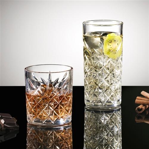 kryształ - Szklanka kryształ  WHISKY 355ml Timeless