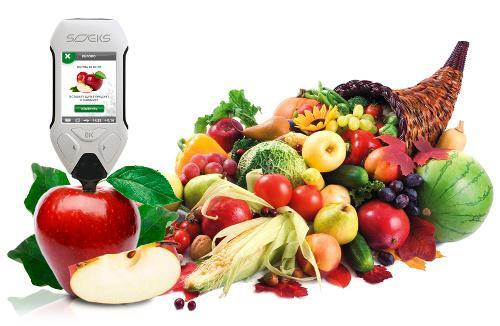 tester zywnosci - Tester żywności  SOEKS Ecovisor F4