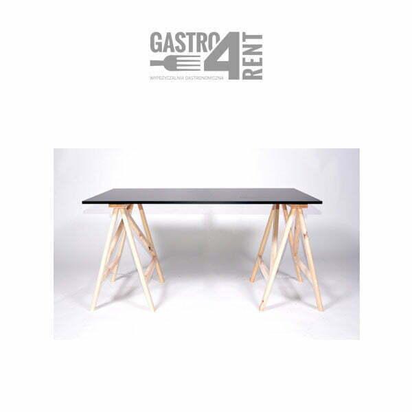 stol na koziolkach natura
