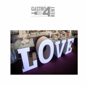 CANDY bar LOVE na wesele