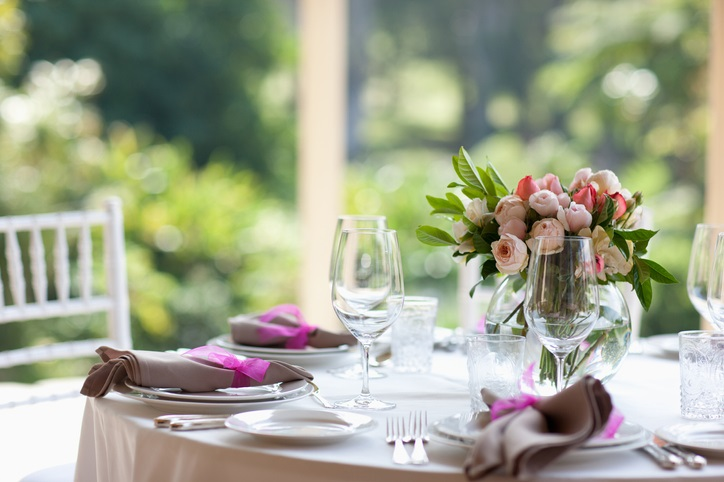Trzy cechy dobrych stołów weselnych