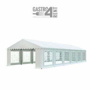 Namiot  5m x 12m  z oknami