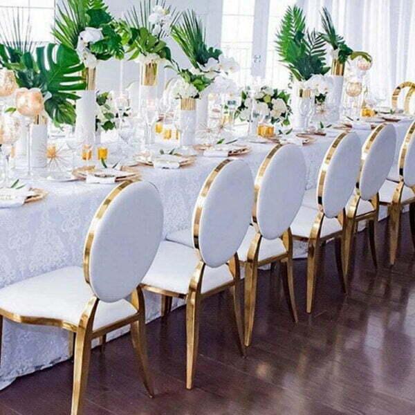 1212 600x600 - Krzesło weselne glamur złote glam