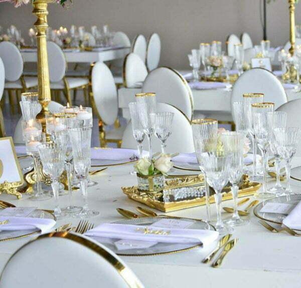 323 600x575 - Krzesło weselne glamur złote glam